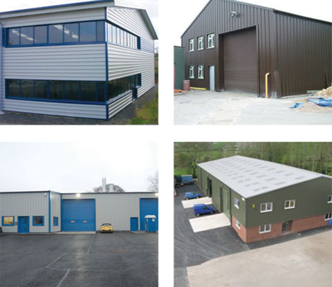 Steel Warehouse Buildings Supplier