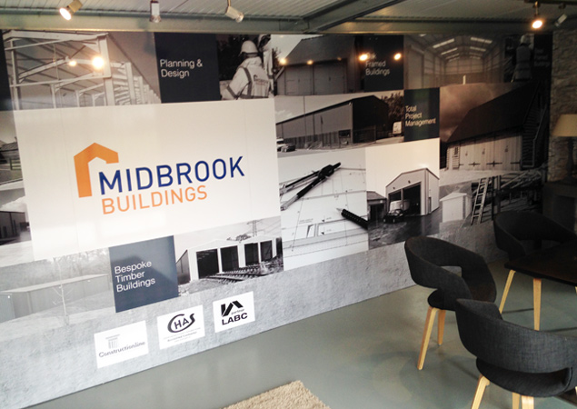 Midbrook Design Building – Open for Business