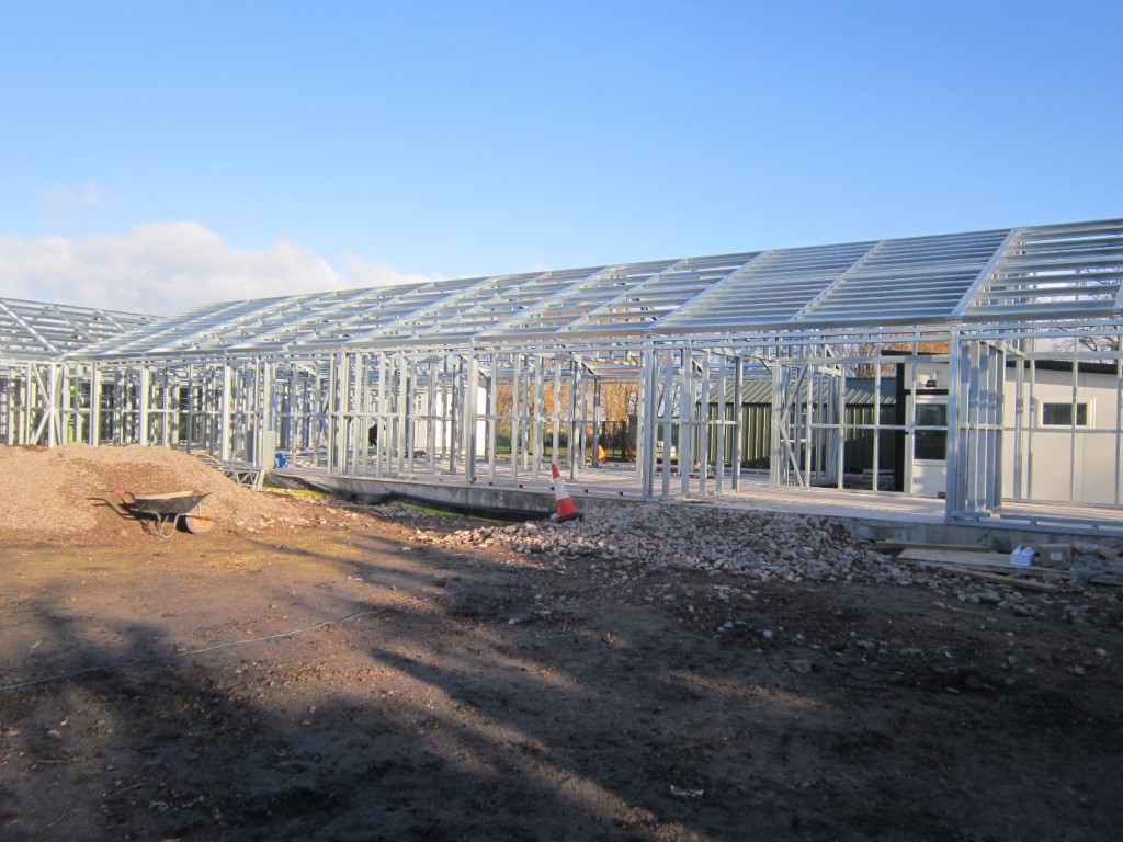 RSPCA new building