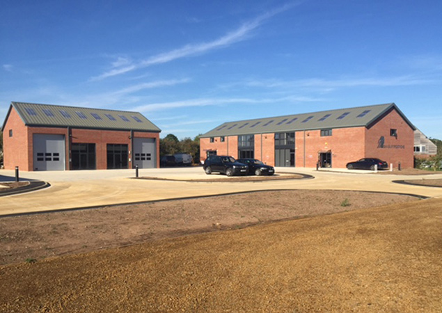 22 Industrial Units for Commercial Property Developers in the North & the South