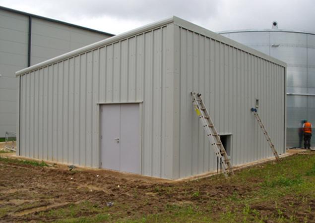 Biomass Plant Room – Goole