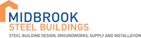 Midbrook Steel Buildings - industrial steel framed buildings supplier