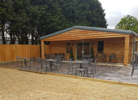 timber clad steel buildings ideal for farm shops