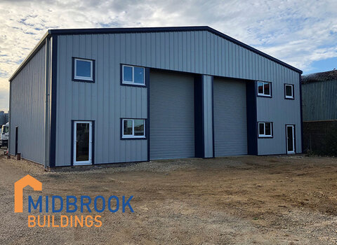 cold rolled steel buildings