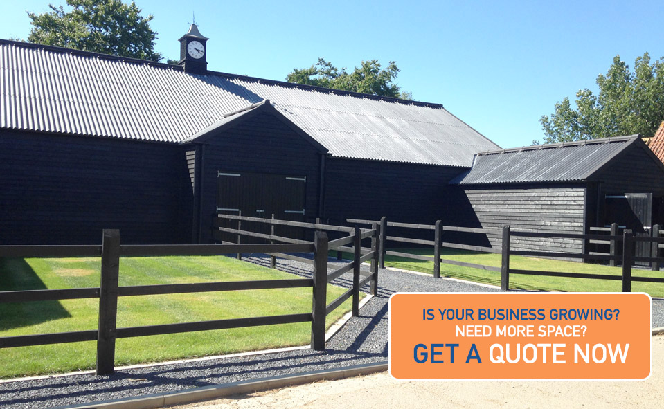 Timber Clad Steel Framed Buildings   Farms   Agricultural   Barns